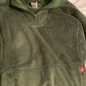 Womens North Face Pullover Fleece